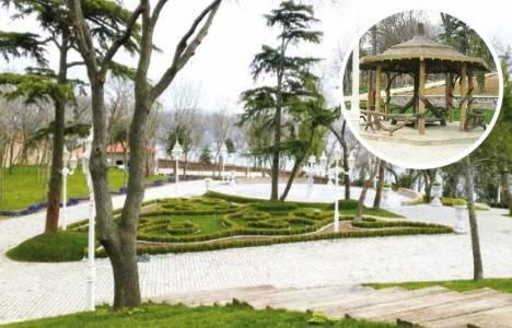 Yıldız Parkı Abdülhamid dönemindeki orijinal haline dönüyor!