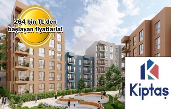 KİPTAŞ Tuzla Meydan Evler ön başvuruları için son 7 gün!