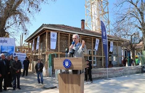 Bursa Yenişehir yatırıma