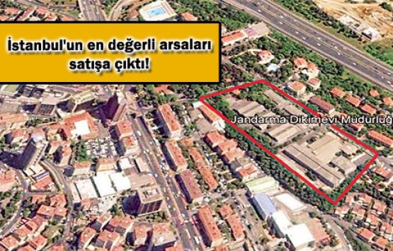Emlak Konut Beşiktaş arsası 472 milyona Astaş'ın oldu!