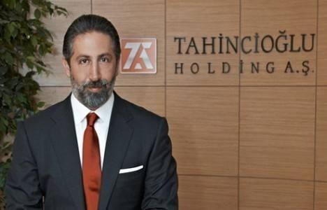 Tahincioğlu projelerindeki ofis