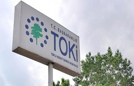 TOKİ 7 bine yakın sosyal konut inşa etti!