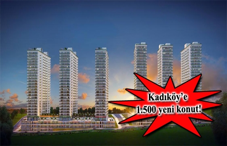 Fikirtepe Mina Towers