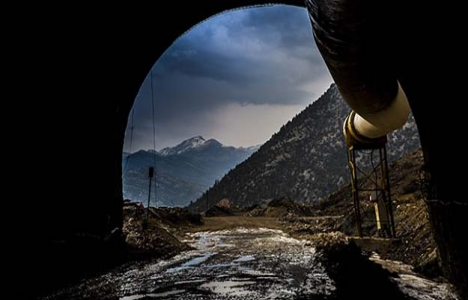 Konya Alacabel Tüneli'nin inşaatı başladı!