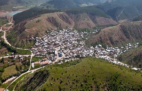 Konya Derbent'e atıksu arıtma tesisi inşa ediliyor!