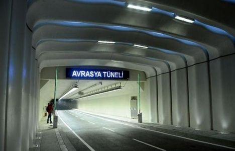 Avrasya Tüneli'nde 24