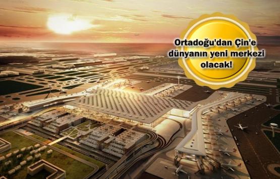 Türkiye yeni havalimanı