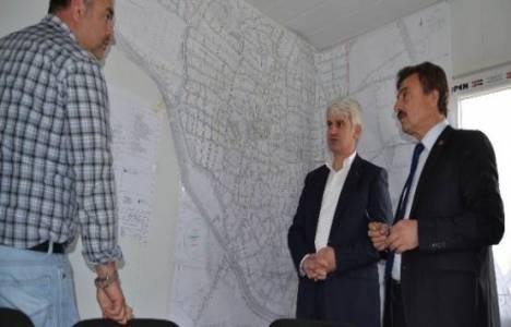 Bursa Yenişehir'e 62 milyon TL'lik yatırım yapıldı!