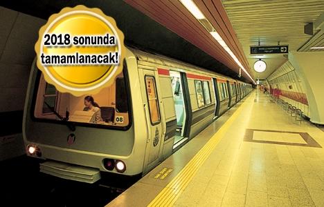Kabataş-Mecidiyeköy-Mahmutbey metrosunda son