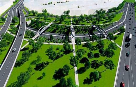 Denizli Üçgen Köprülü Kavşakları Projesi bir yılda tamamlanacak!