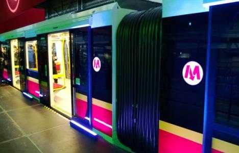 Gülermak Varşova metrosunun