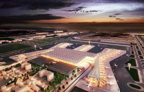 İstanbul Havalimanı'nda otopark