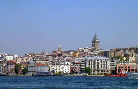Karaköy'de metrekare fiyatları 7 bin 500 dolara kadar çıktı!