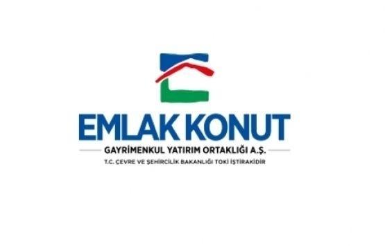 Emlak Konut'un 2 milyar TL ihraç tavanı limit alımı başvurusu onaylandı!