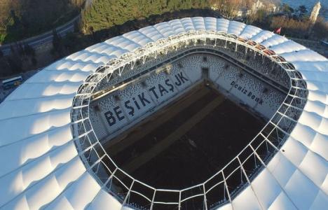 Vodafone Arena'da ilk