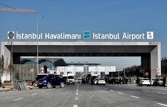 İstanbul Havalimanı, fuarlara