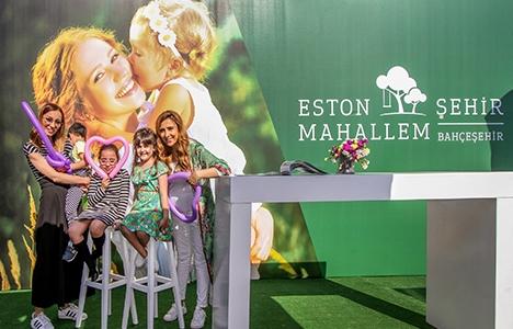 Eston Şehir Mahallem anneleri çok mutlu etti!
