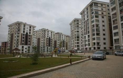 TOKİ Kırşehir'de 500