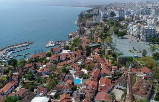 Antalya'nın 3 ilçesinde 181 bina riskli kabul edildi!