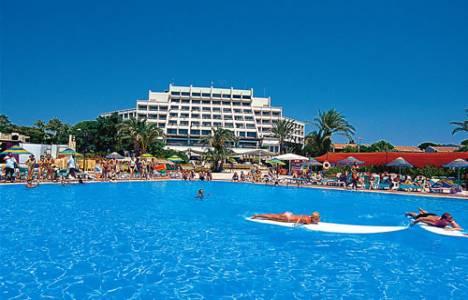 Antalya'da otellerin doluluk oranları yüzde 90'a ulaştı!