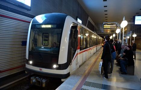 İzmir Metrosu'ndan 1