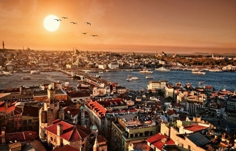 İstanbul bu yılın ilk 9 ayında 9 milyon turist ağırladı!