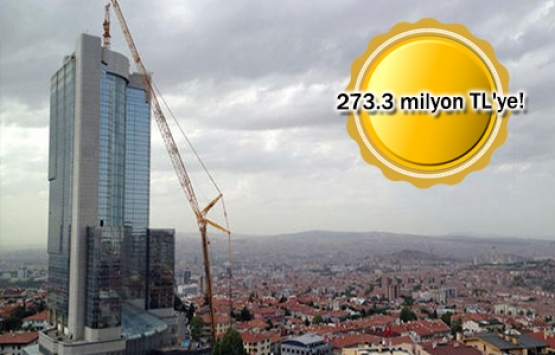 Ankara Büyük Çankaya Otel bugün icradan satılıyor!
