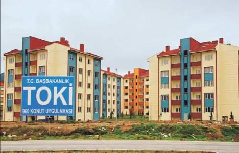 TOKİ'nin İzmir'de yatırım