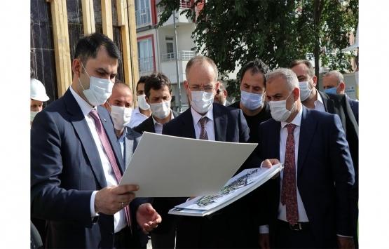 Elazığ'da depremzedeler için yapılan konutlarda son durum ne?