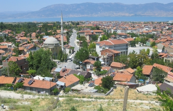 Burdur'da imar uygulaması tartışması!