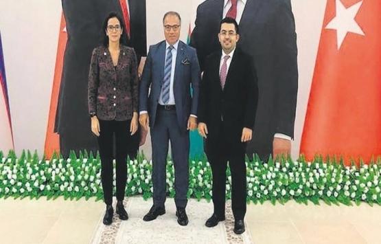 Gebze Özbekistan'a ikinci