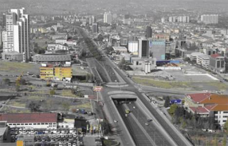 Ankara Konya Yolu trafiğe açılırken, alt kısmı sosyal tesisler olacak!