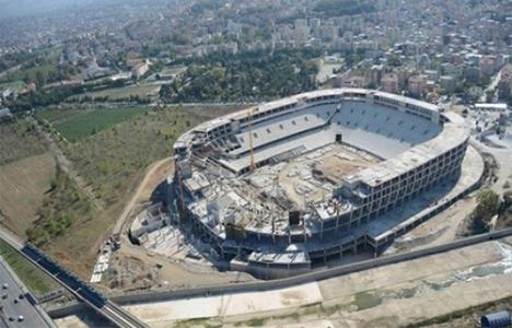 Malatya Arena için yeniden ihale yapılacak!