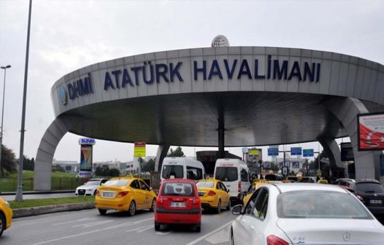 Atatürk Havalimanı 1953 yılında yapıldı!