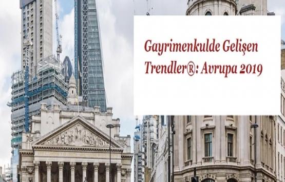 Gayrimenkulde Gelişen Trendler Avrupa 2019 etkinliği 29 Kasım'da!