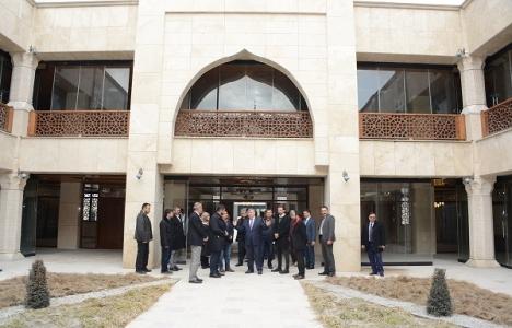 İslam Kültür Merkezi Konya'ya değer katacak!