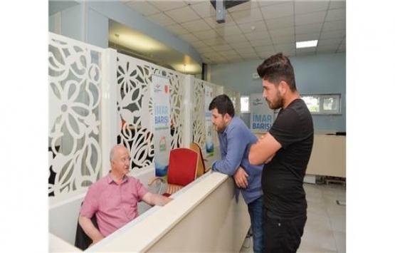 Ankara'da imar barışı