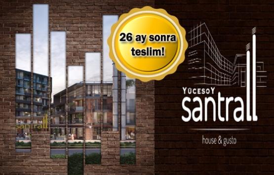 Yücesoy Santrall'de 415 TL'ye 1+1! Yeni Proje!