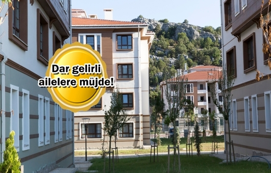 TOKİ'den8 ilde 1.135 adet konut satışı!