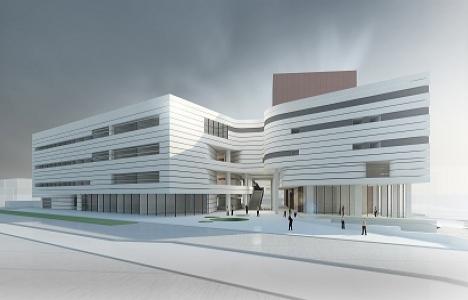 Antalya Doğu Garajı Kültür ve Ticaret Merkezi yükseliyor!