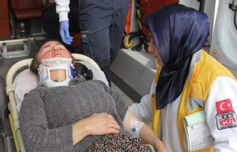 Adana'da kadınların arazi kavgası!