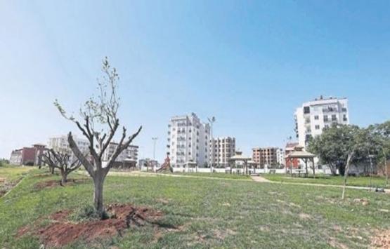 Kepez'e 4 bin metrekarelik dev semt parkı!