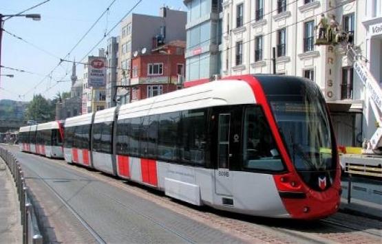 Eyüp Bayrampaşa Tramvay Hattı son durum