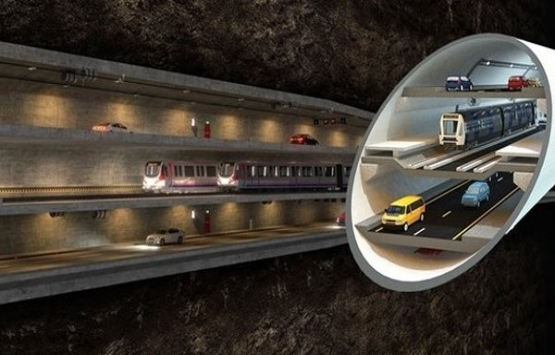 3 Katlı Büyük İstanbul Tüneli ihalesi yakında!