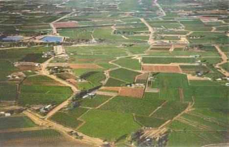Tarım arazilerinde teknik