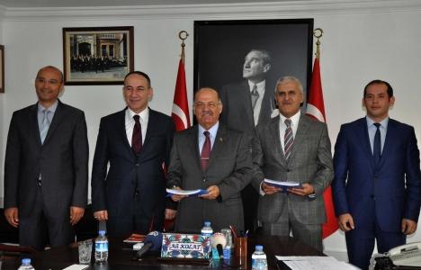 Kırıkkale'de Silah İhtisas OSB'si kuruluyor!