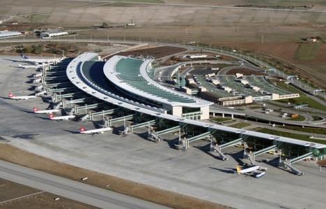 3' üncü havalimanının