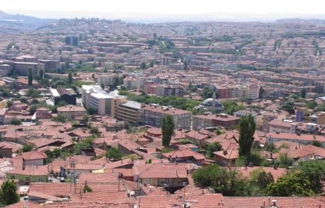 Ankara Altındağ Çalışkanlar Mahallesi imar planı değişikliği askıya çıktı!