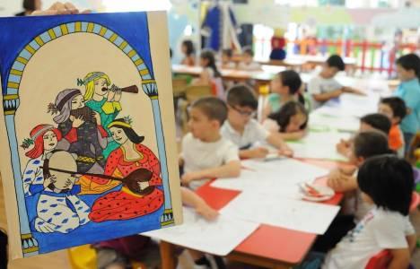 Neomarin Çocuk Kültür Merkezi'nde Çiçek ve Doğa' Etkinlikleri 15
