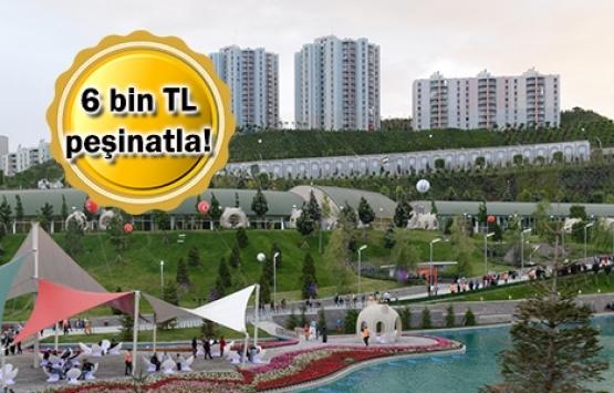 TOKİ'den Ankara'da 243 lira taksitle konut fırsatı!
